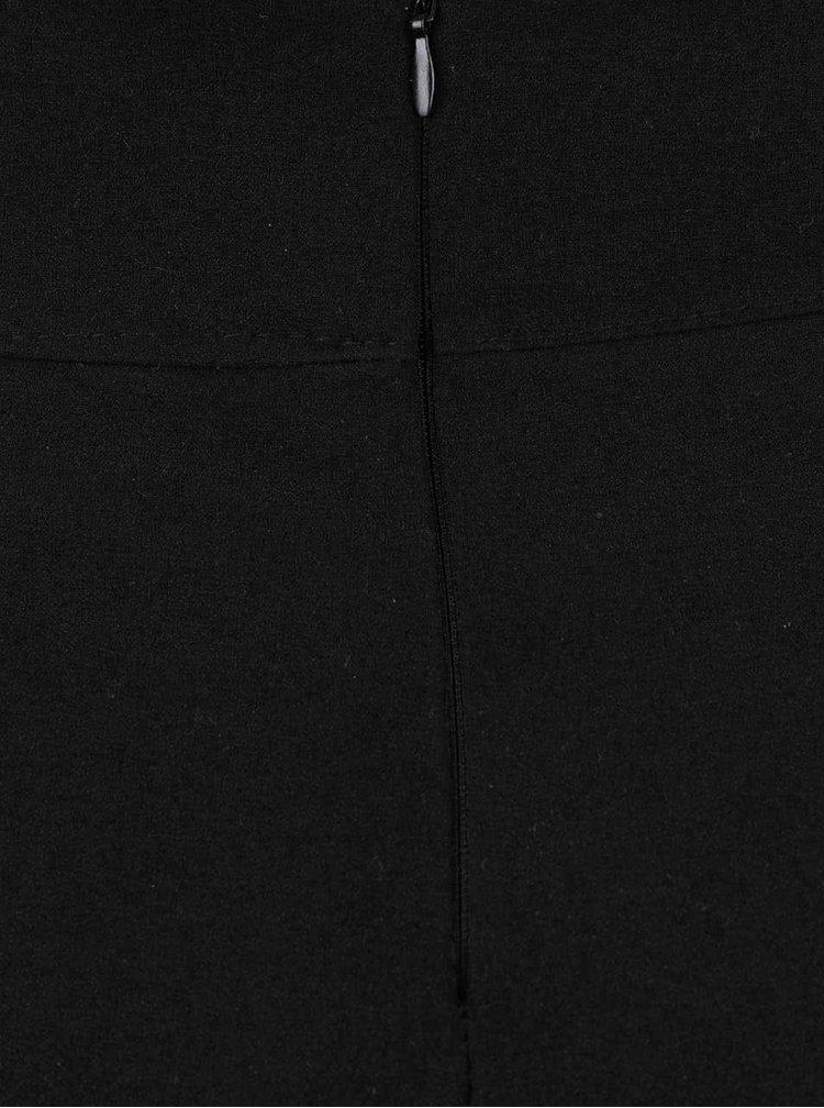 Černé kalhoty Haily´s Vanessa