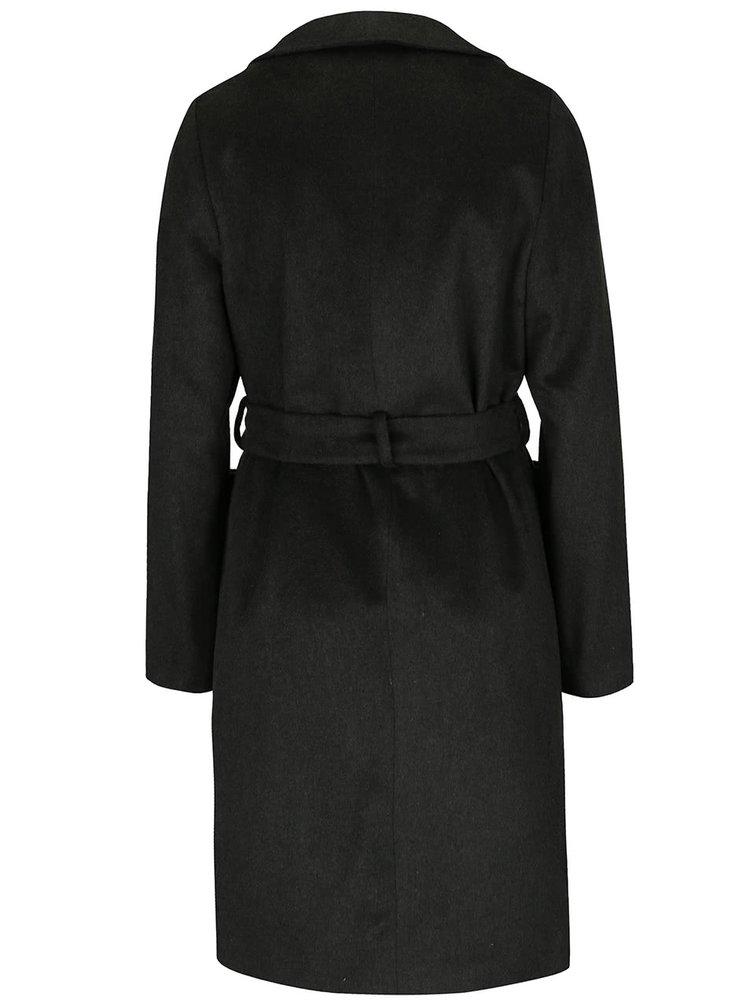 Černozelený kabát  Dorothy Perkins