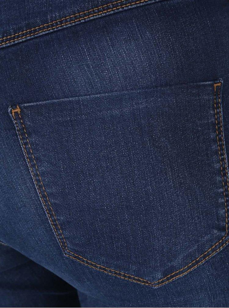 Jeansi albastru indigo Dorothy Perkins