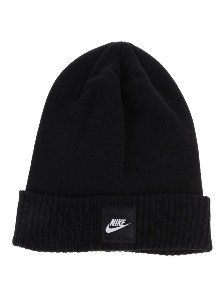 Černá pánská čepice s logem Nike Futura