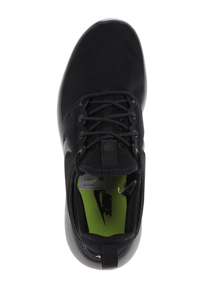 Černé pánské tenisky Nike Roshe