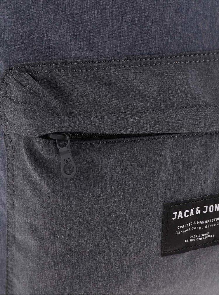 Rucsac albastru - gri Jack & Jones Base