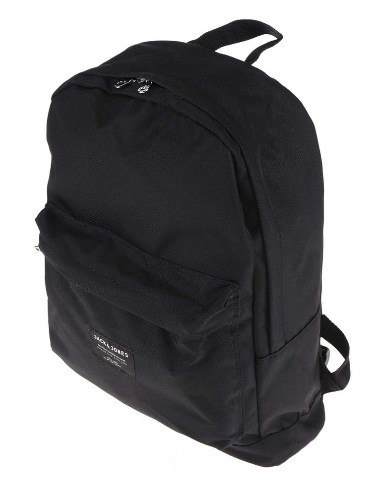 Černý batoh Jack & Jones Base