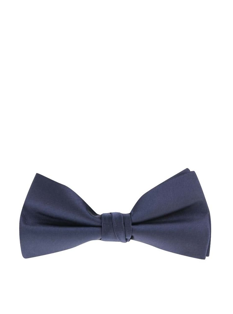 Tmavě modrý motýlek Jack & Jones Premium