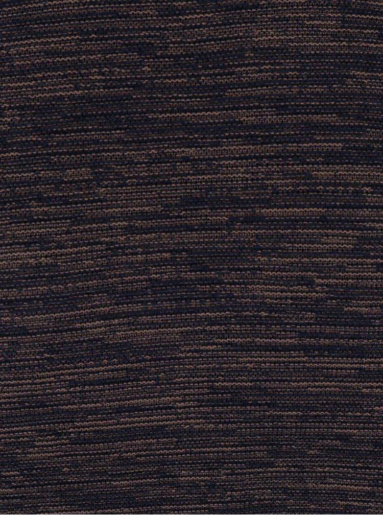 Pulover albastru închis Jack & Jones Joe din bumbac cu model discret