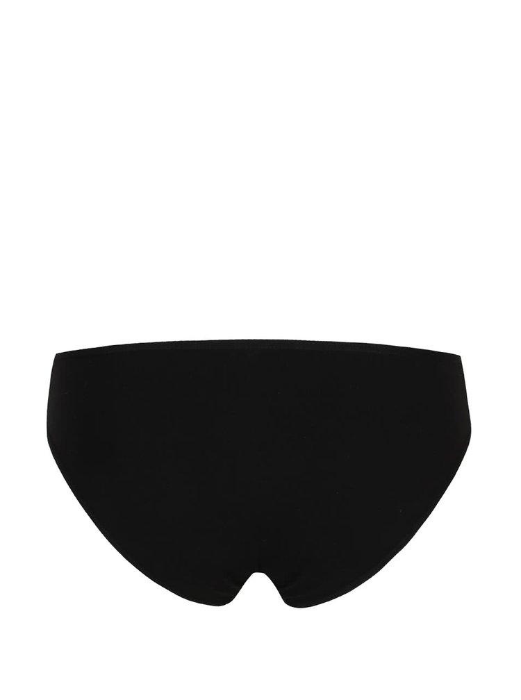 Černé dámské kalhotky ZOOT Original Wish