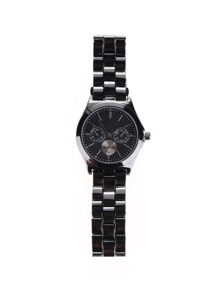 Ceas negru Haily´s Penny Mixy