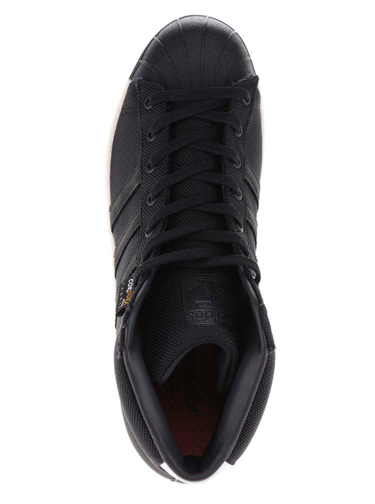 Pantofi sport negri adidas Originals 80s Cordura