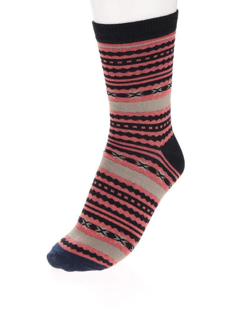 Sada tří párů ponožek s vánočními motivy ONLY & SONS Cento