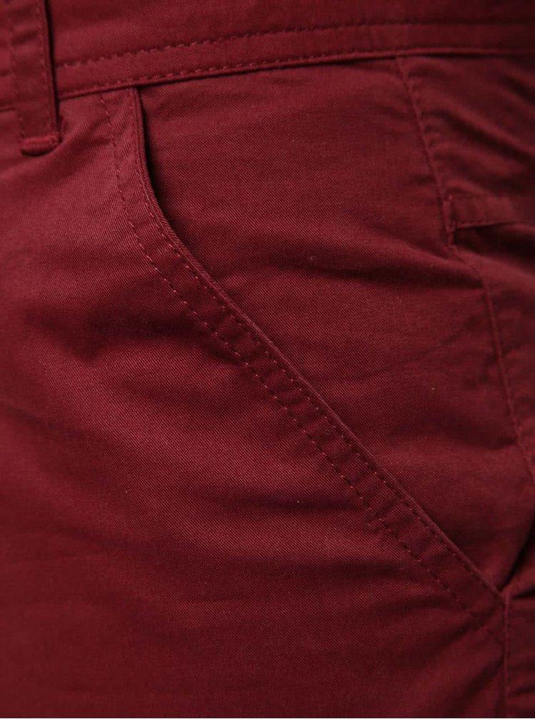 Vínové klučičí kalhoty 5.10.15.