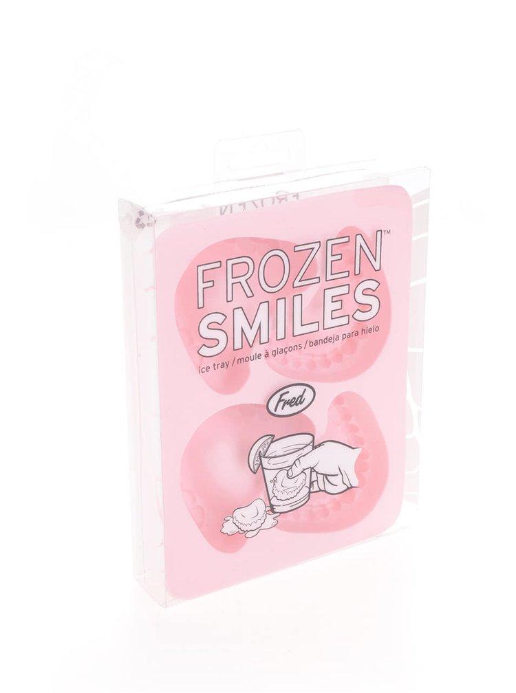 Forma na led ve tvaru zubů FRED