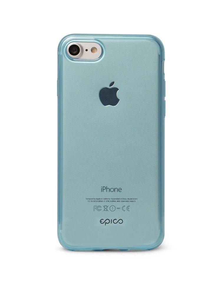 Husă albastră ultrasubțire Epico Twiggy Gloss pentru iPhone 7