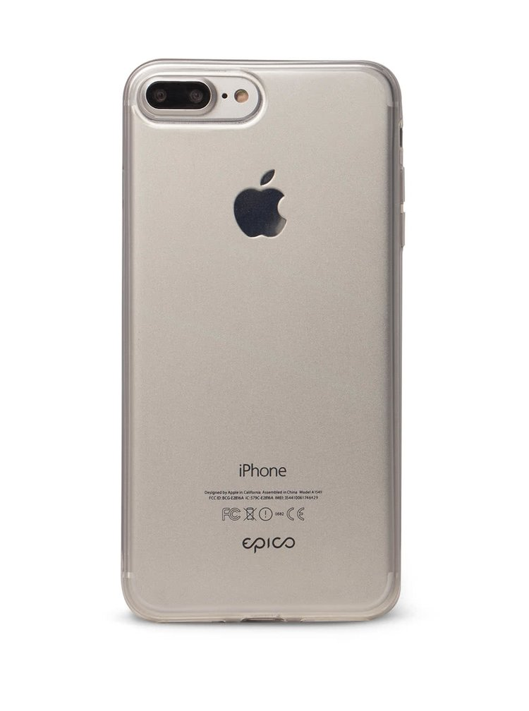 Průhledný ultratenký plastový kryt pro iPhone 7 Plus EPICO TWIGGY GLOSS
