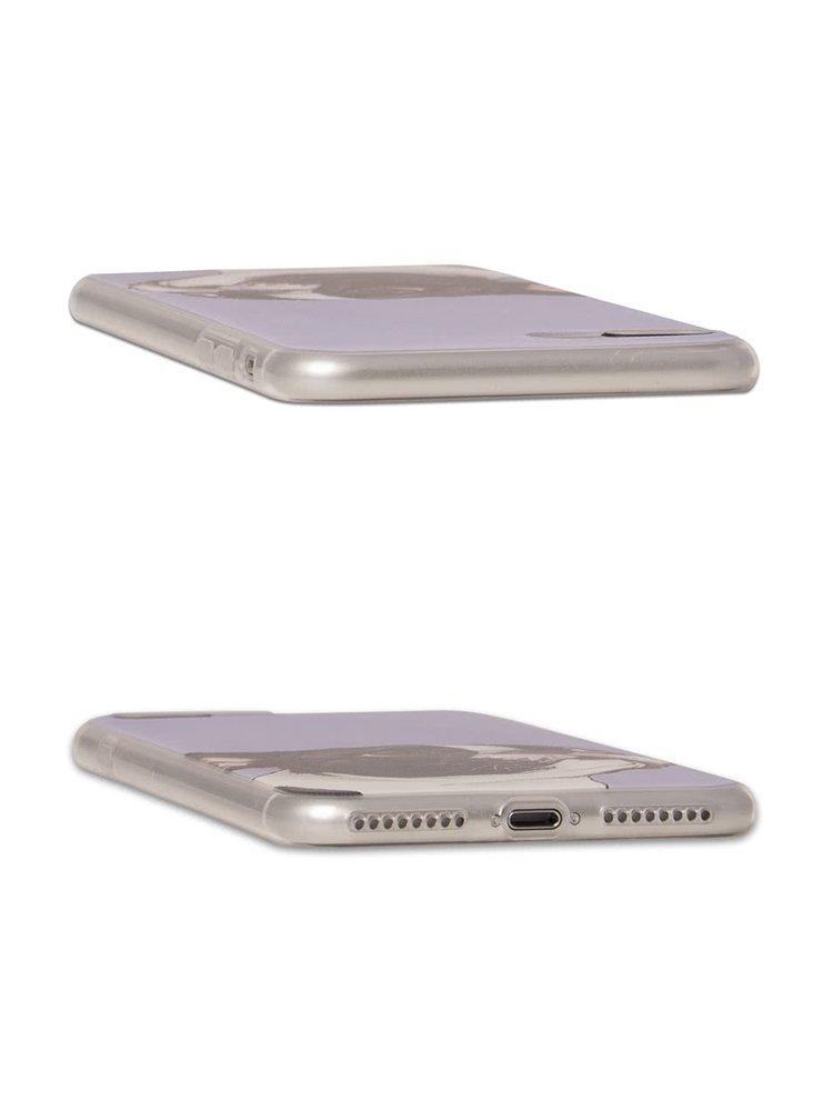 Světle modrý ochranný kryt na iPhone 7 Epico Doggie