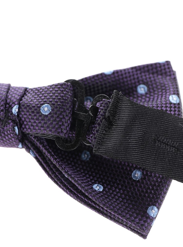 Set cravată & papion & batistă violet Jack & Jones Jacnecktie