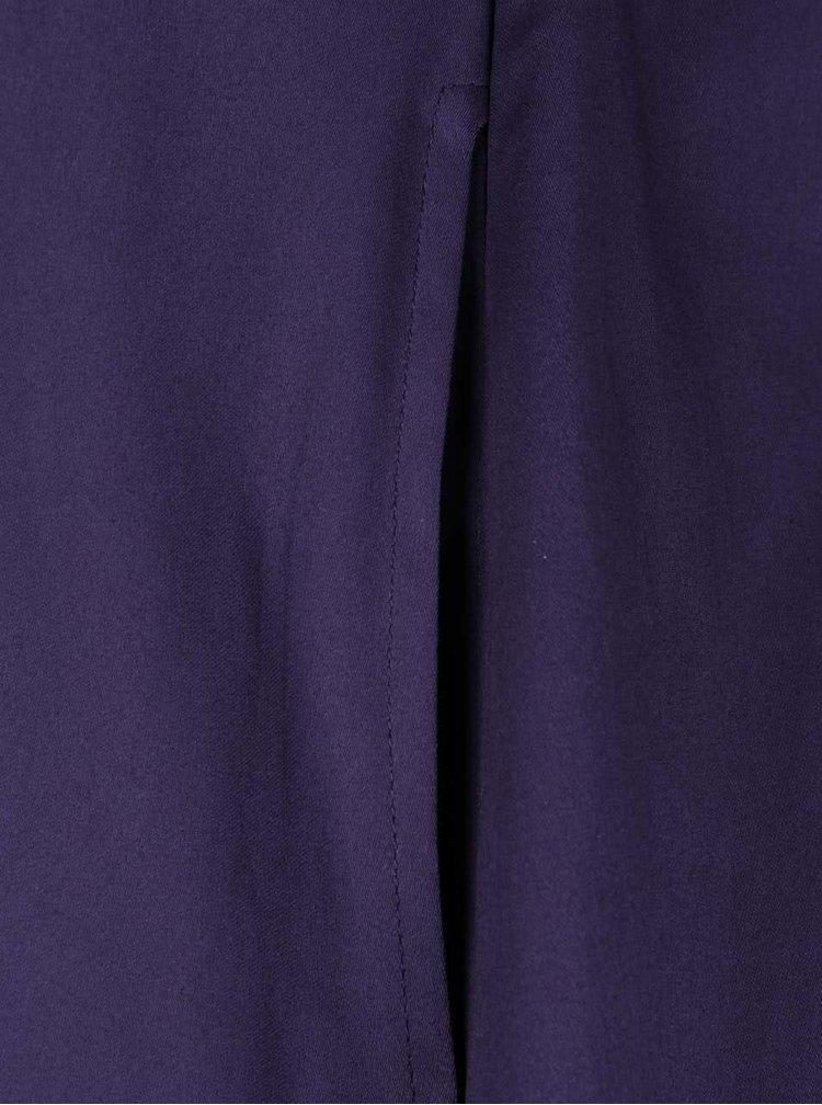 Tmavě modré šaty s průstřihy na zádech Dolly & Dotty