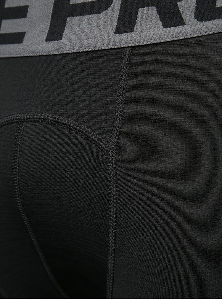 Colanți sport negri Nike pentru bărbați