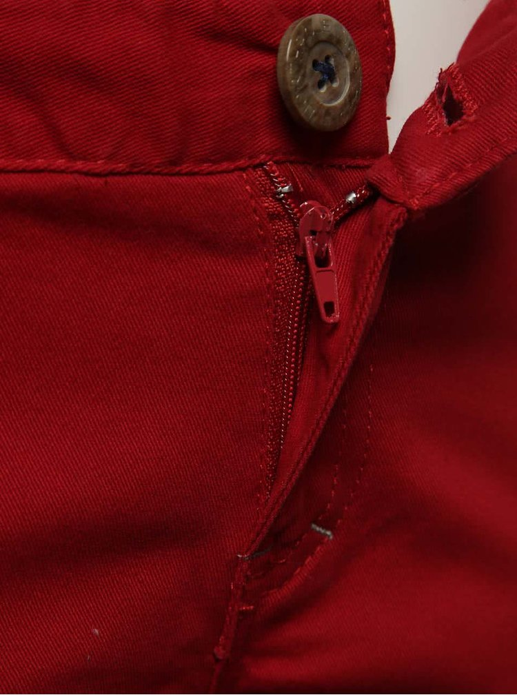 Červené klučičí džíny North Pole Kids
