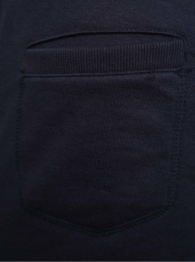 Tmavě modré tepláky Blend