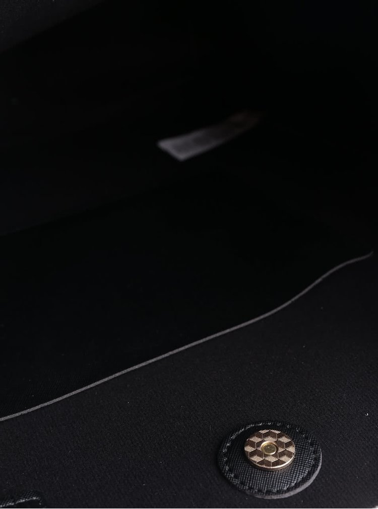 Geanta shopper neagra Haily´s Stellina