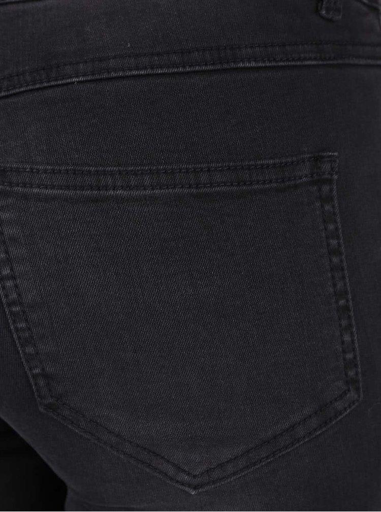 Černé super slim fit džíny VILA Petal
