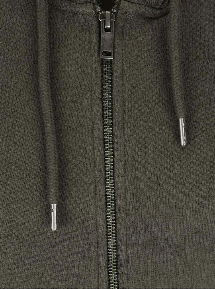 Hanorac kaki Burton Menswear London