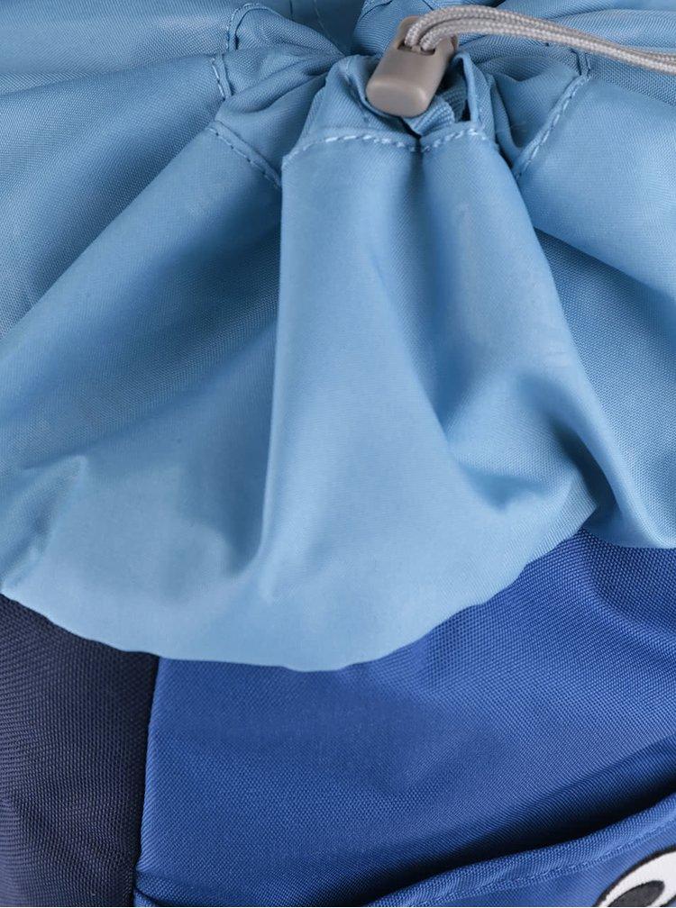 Rucsac albastru Affenzahn în formă de cățel