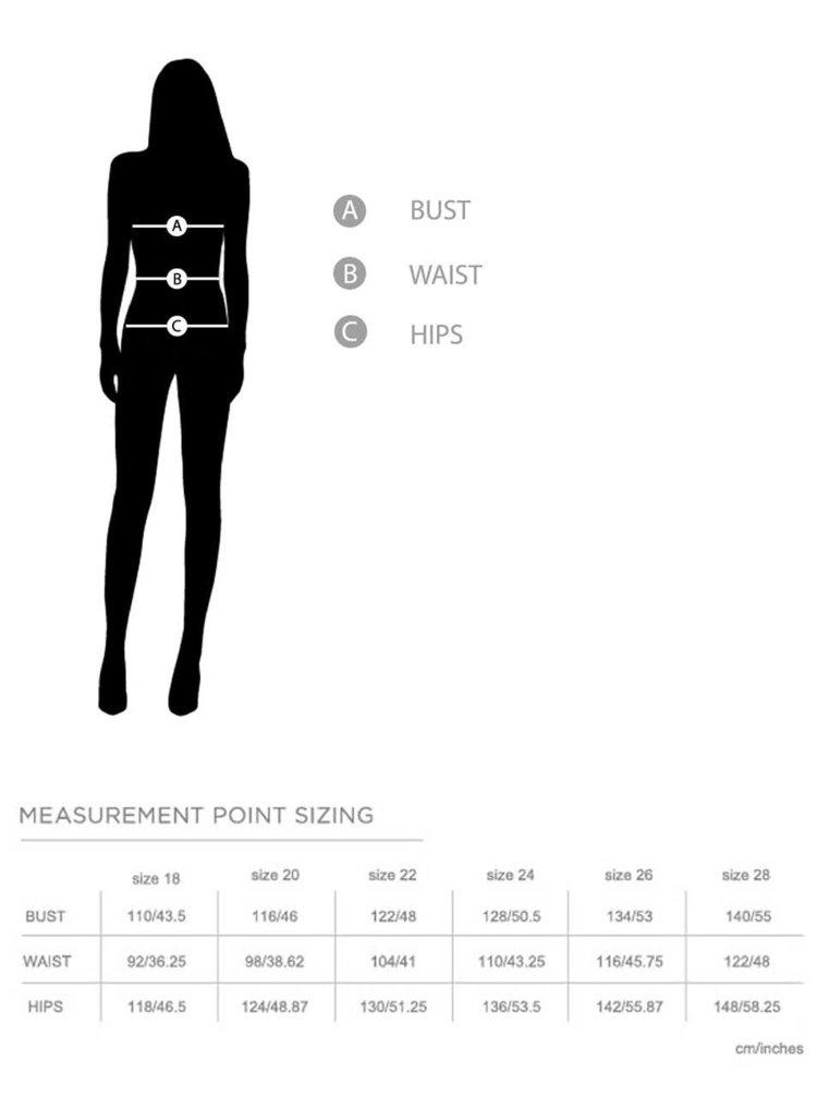 Černá halenka s průsvitnými detaily Dorothy Perkins Curve