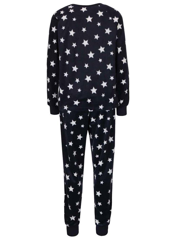 Tmavě modré pyžamo s motivem sovy Dorothy Perkins