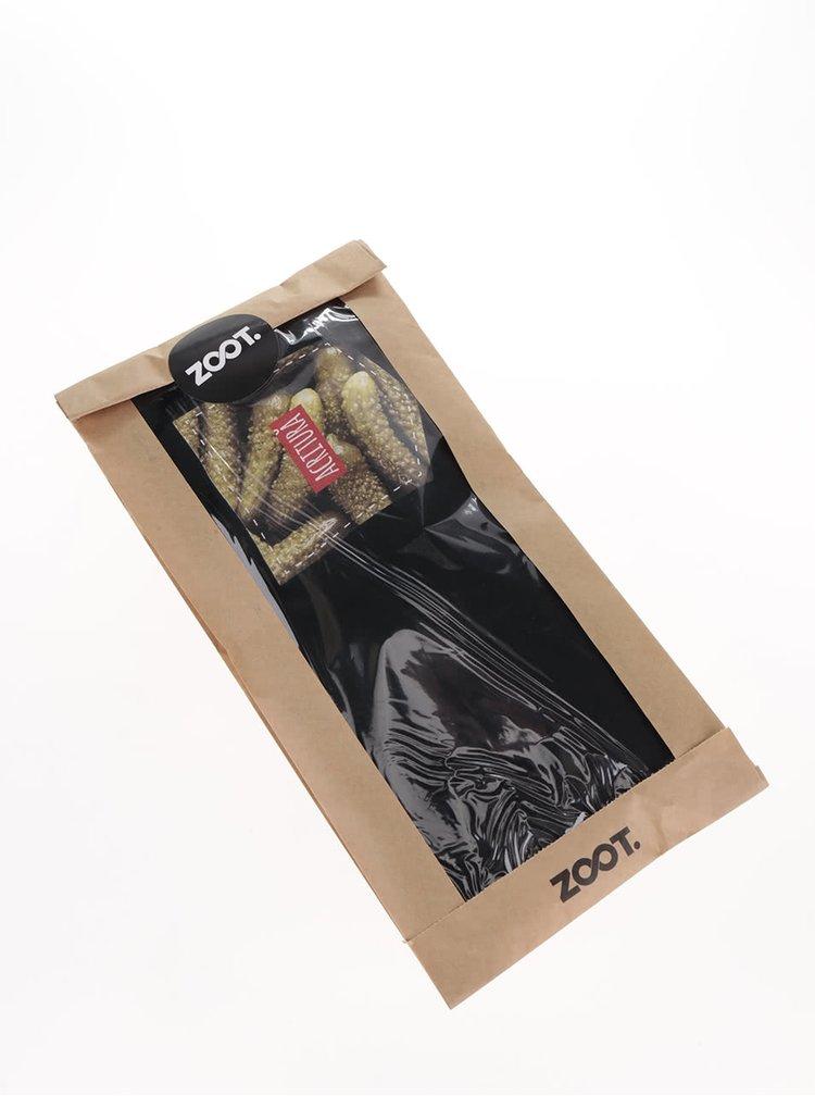 Tricou negru pentru femei ZOOT Original Acritură