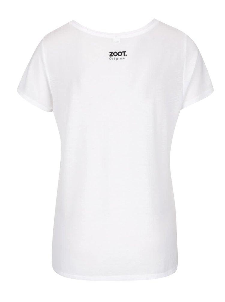 Bílé dámské tričko ZOOT Originál Sorici