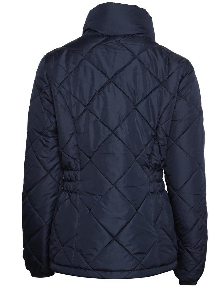Modrá dámská prošívaná bunda PEP Skala