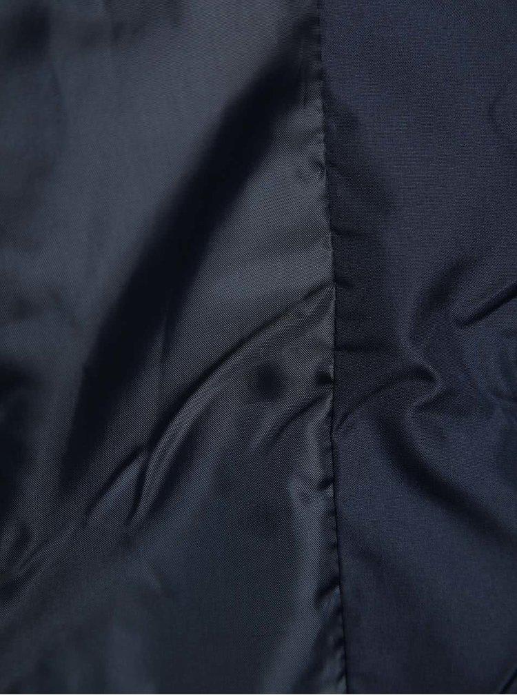 Modrá dámska prešívaná bunda PEP Skala