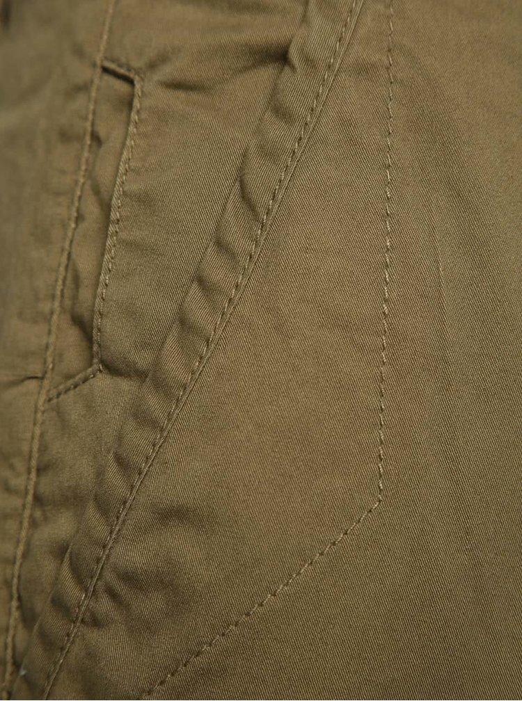 Khaki chino kalhoty !Solid Joy Crisp