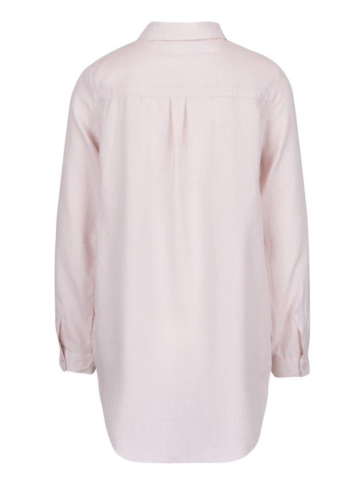 Cămașă roz pal Haily´s Kasey