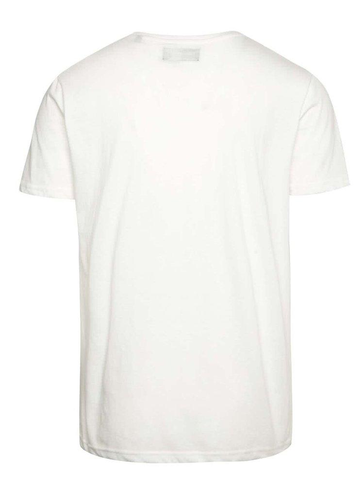 Krémové triko s potiskem !Solid Frej