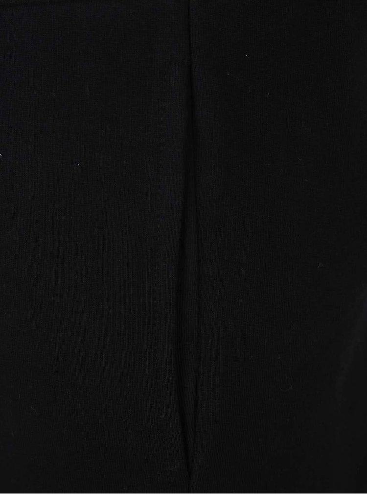 Černé tepláky Jack & Jones Dual