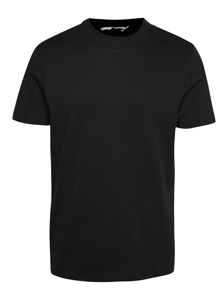Černé triko s krátkým rukávem Jack & Jones High