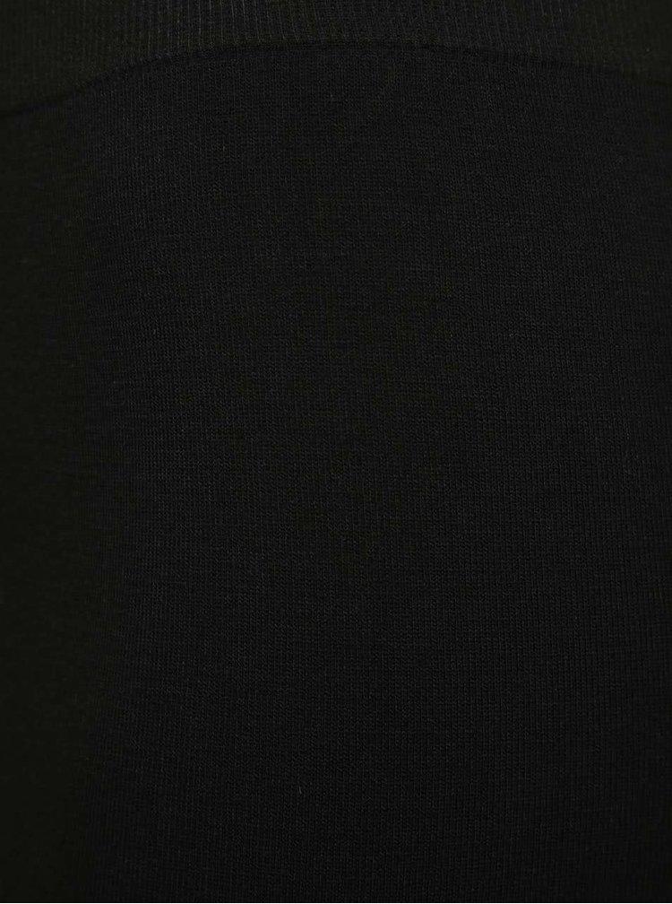 Černá elastická sukně PEP Flynn