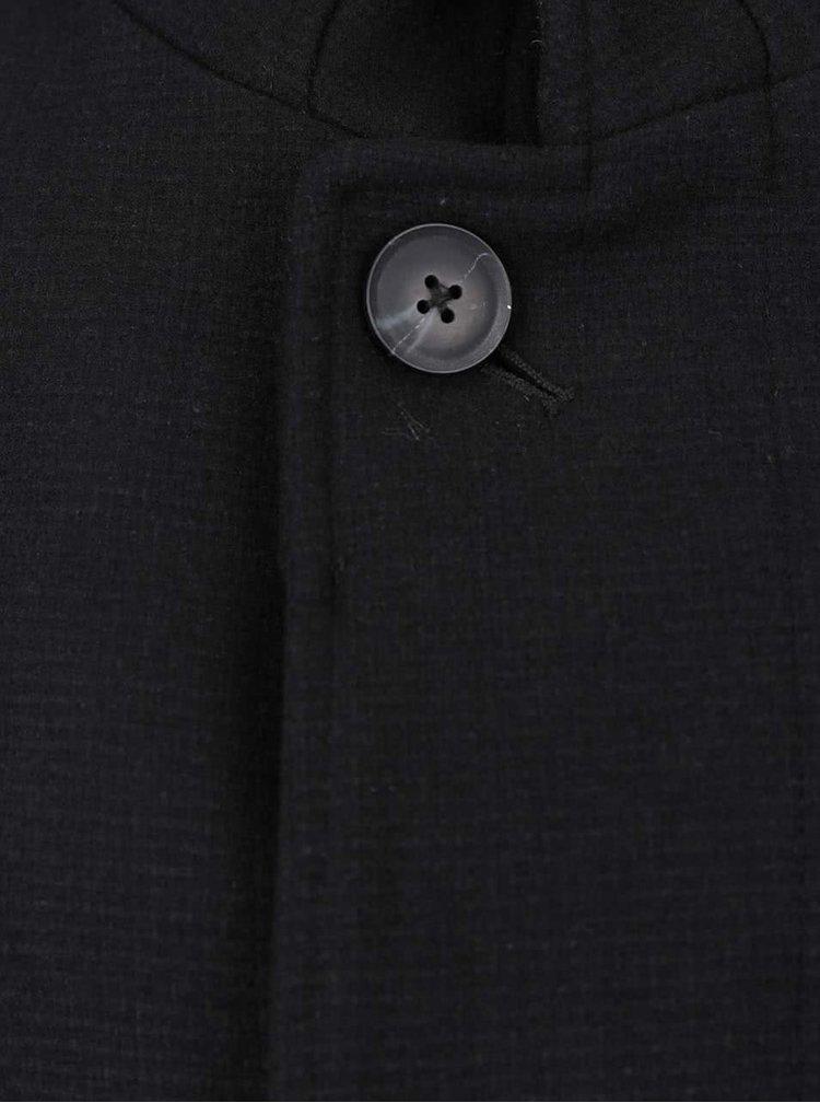 Palton negru Burton Menswear London
