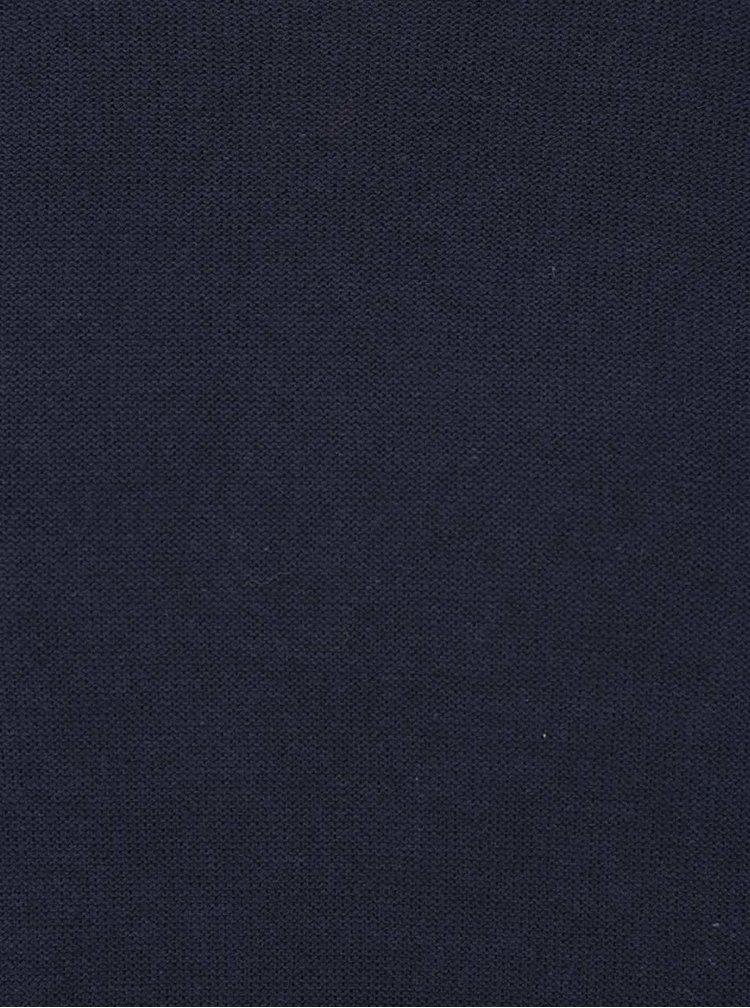 Tmavě modrý svetr Jack & Jones Bjorn
