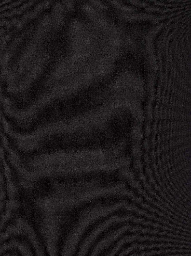 Černá košilka Pieces Ballroom