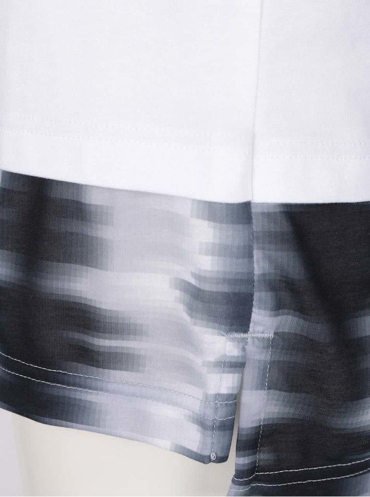 Bílé dámské tričko s dlouhým rukávem Nike International Top