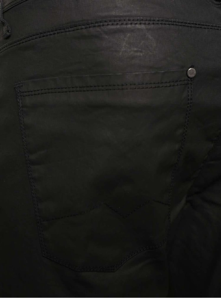 Tmavě šedé skinny kalhoty Blend