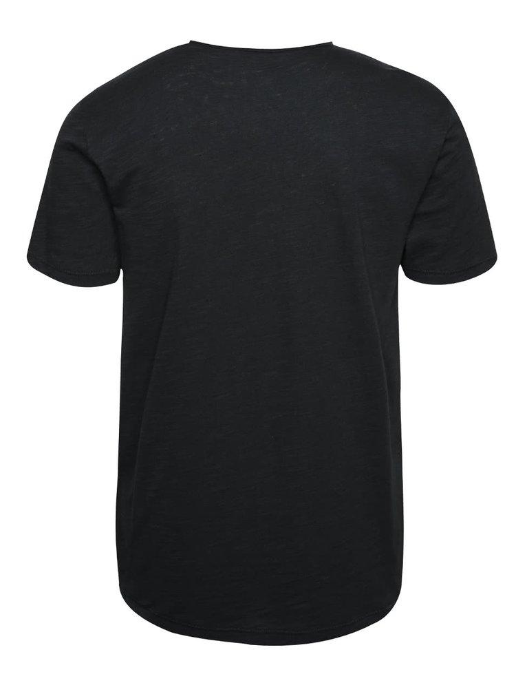 Černé tričko ONLY & SONS Albert