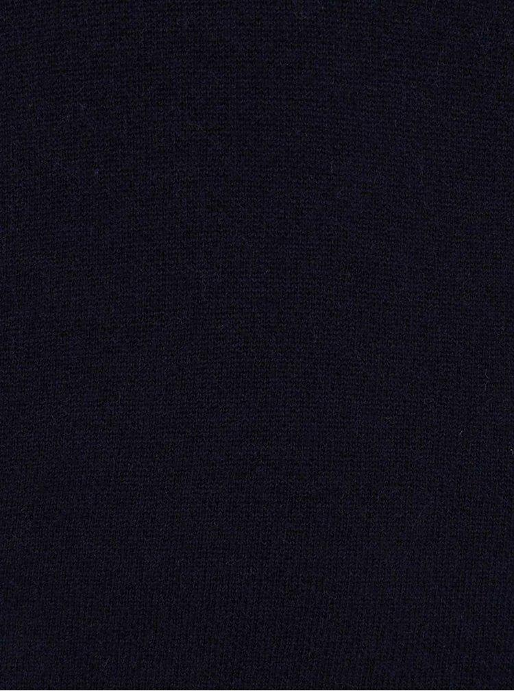 Tmavě modrý dámský svetr s.Oliver