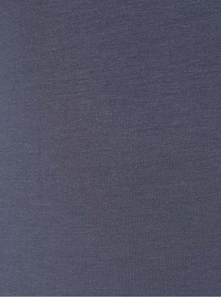 Bluză gri închis Noisy May Mance