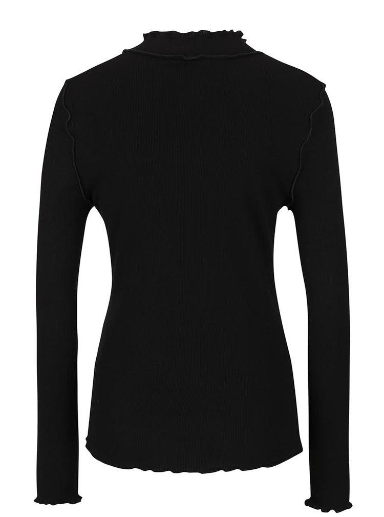 Bluză neagră VERO MODA Rita