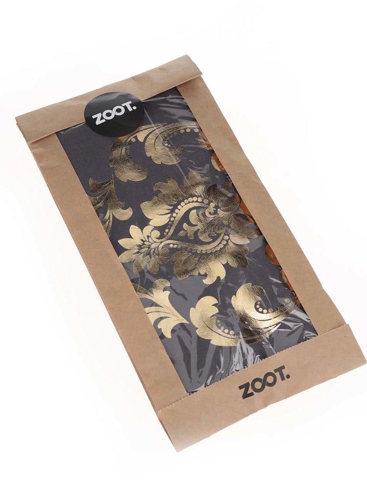 Maiou gri cu imprimeu ZOOT Original Baroko