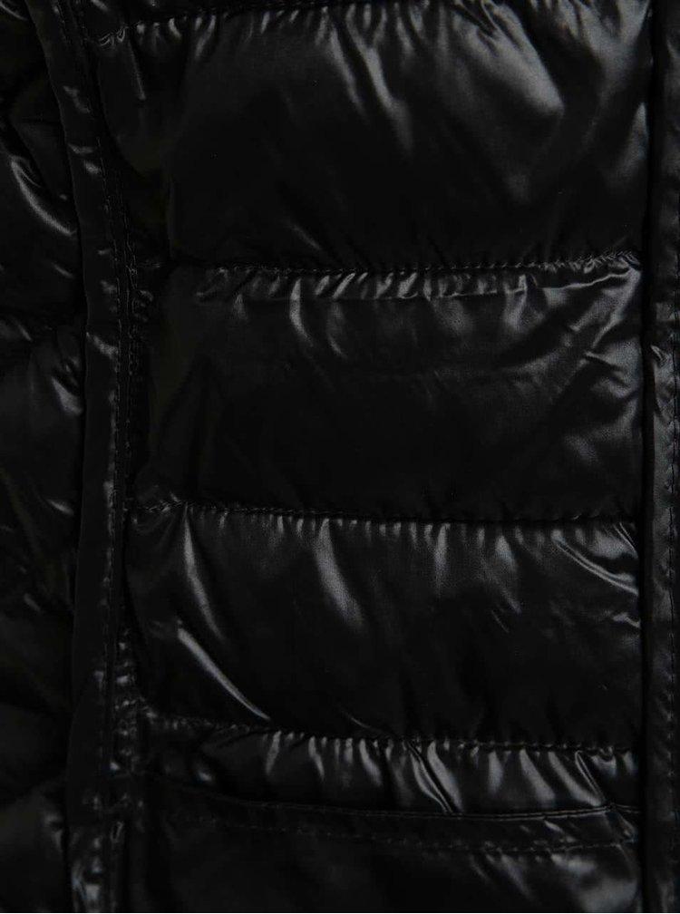 Vestă neagră Dorothy Perkins matlasată